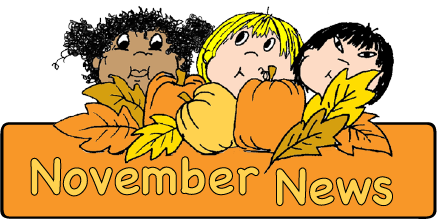 November Middle School Newsletter